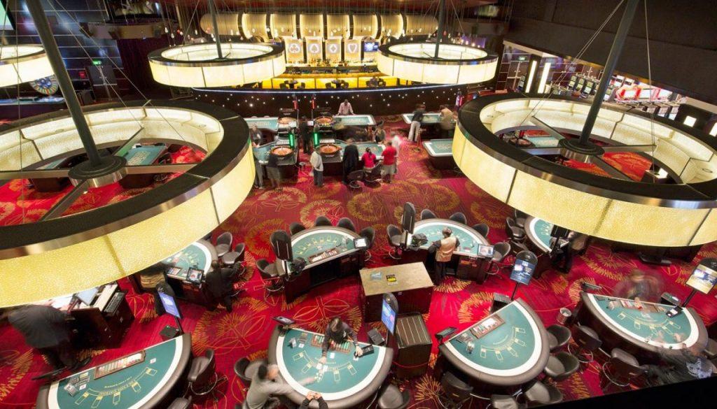 Sky City Auckland casino